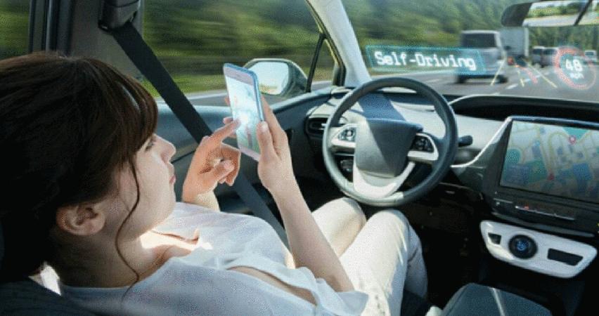 self driving car liability