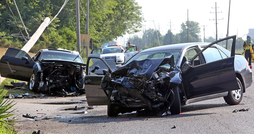 damages recoverable from a car accident