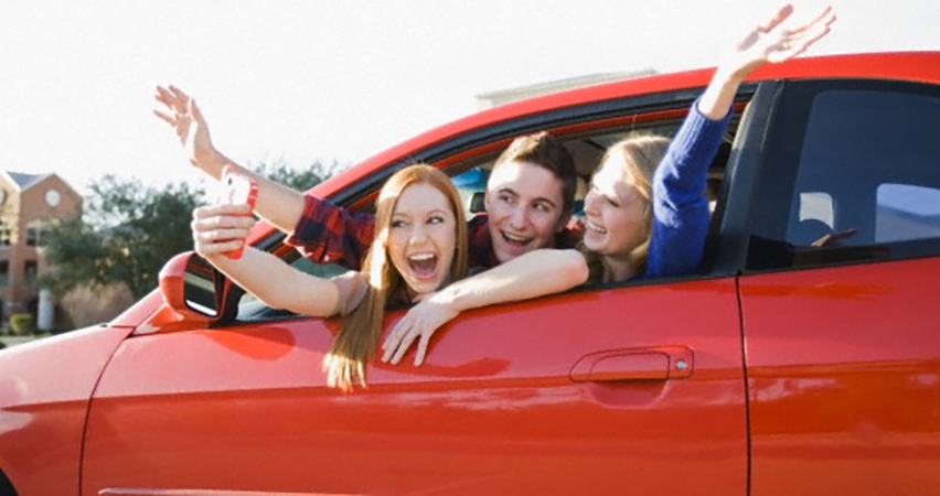 teenage driver accidents