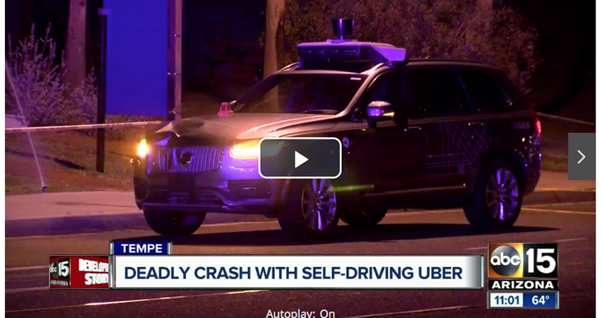fatal uber accident