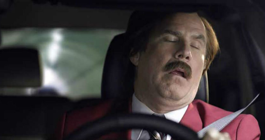 drowsy driving accidents