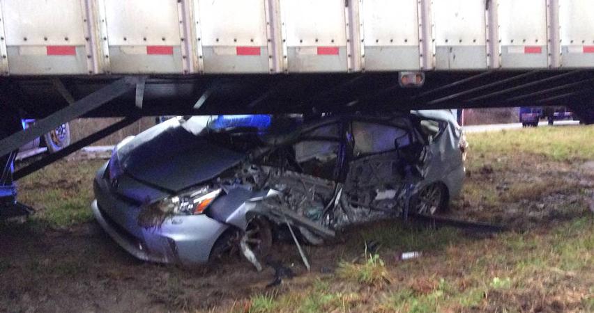 improper lane change accidents